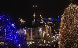 Praznične lučke 2017: Kdaj jih bodo prižgali v Ljubljani, Mariboru, Celju in ostalih slovenskih krajih