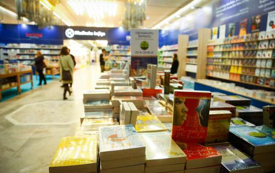 Na 33. Slovenski knjižni sejem vabijo Krpan, kobilica in seveda knjige (foto: Anže Malovrh, STA)