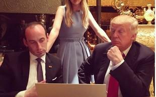 Afera Roy Moore v Beli hiši: Donald Trump ga zagovarja, Ivanka ga pošilja v pekel!