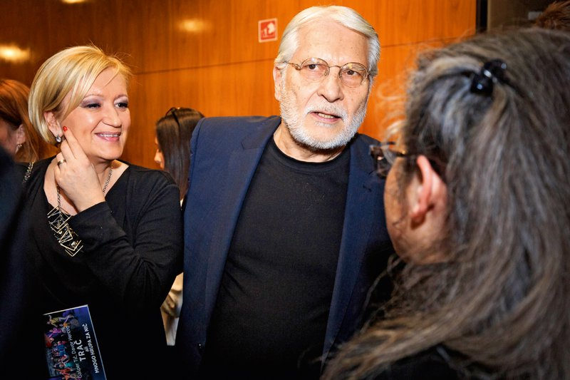 Ksenija Benedetti: Boris me vsak dan razveseli