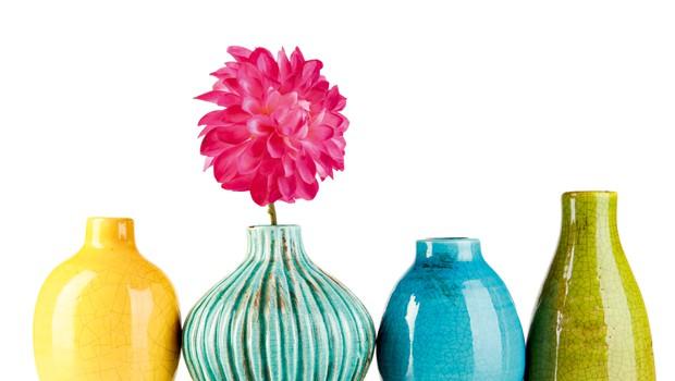 Lepe rože v lepi vazi - nikoli jih ni dovolj (foto: arhiv proizvajalcev)