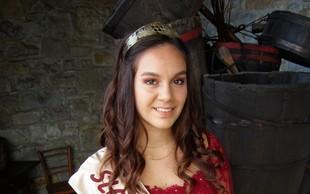 Julija Jogan, vinska kraljica slovenske Istre: Želi širiti vinsko kulturo
