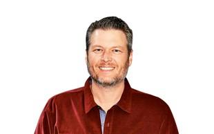 Blake Shelton: Simpatični in postavni kavboj