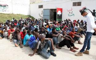 Vrh EU in Afriške unije v senci trgovine z ljudmi v Libiji