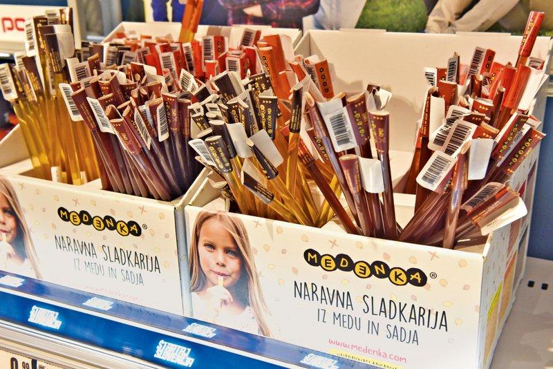 Zdrava sladkarija za otroke vseh starosti