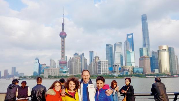 Jože Potrebuješ na Kitajskem doživel kulturni šok! (foto: Osebni arhiv)