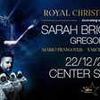 Glasbena ikona, igralka in humanitarka na Royal Christmas Gala v dvorani Stožice