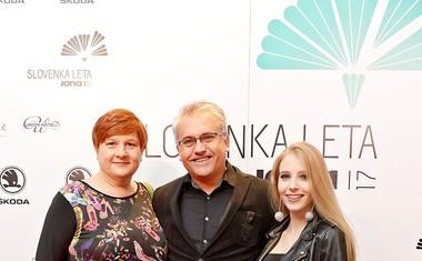 Fotogalerija z Janine razglasitve Slovenke leta 2017!