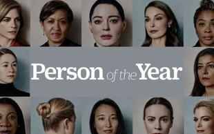 Osebnost leta revije Time je #MeToo - torej osebe, ki so javno spregovorile o spolnih zlorabah