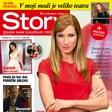 Erika Žnidaršič: Med prazniki si želi malo počitka. Več v novi Story!