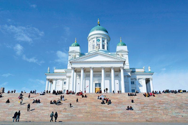 Helsinki –   s čarom in morjem
