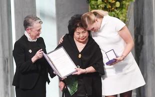 """Nobelova nagrada za mir tokrat za svarila pred """"norostjo"""" jedrskega orožja!"""