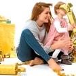 Manca Špik in njena Lana letos prvič pišeta Božičku