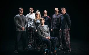 Heroji v pižamah so poskrbeli za brezplačen in varen prevoz mladih z zabav