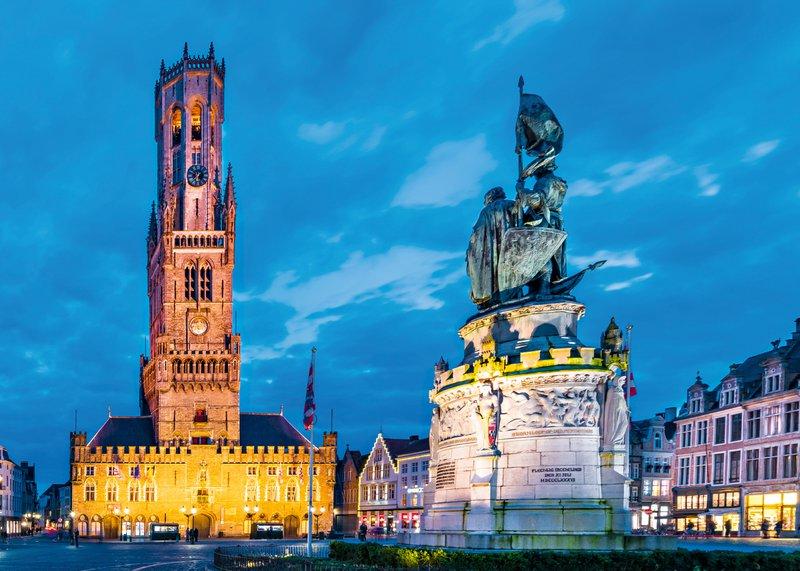 Brugge –  belgijske Benetke