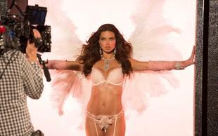 """Adriana Lima presenetila: """"Ne bom se več slekla!"""""""