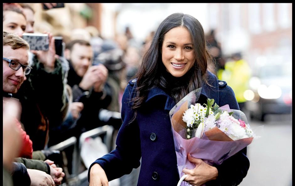 Že videli, kakšna vabila na poroko sta poslala princ Harry in Meghan Markle? (foto: Profimedia)