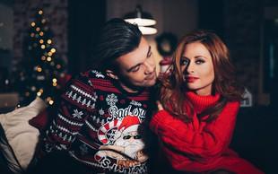 Kakšen božič si želita Raay in Marjetka?