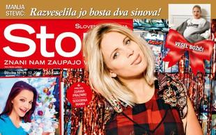 Manja Stević: Težka pot do zanositve! Več v novi Stroy!