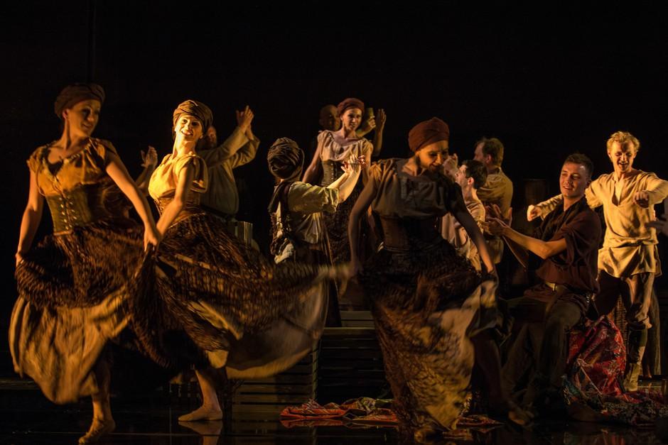 S SNG Maribor podarjamo vstopnice za operne mojstrovine Puccinija in Verdija! (foto: Tiberiu Marta)