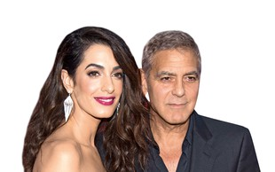 George Clooney in Amal: Zvezdnika sta obzirna starša