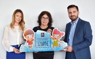 Z nakupom Flaške projektu Botrstvu darovali 12.609,69 EUR za srečno prihodnost otrok