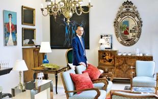 Klasično pohištvo ni le za petičneže!