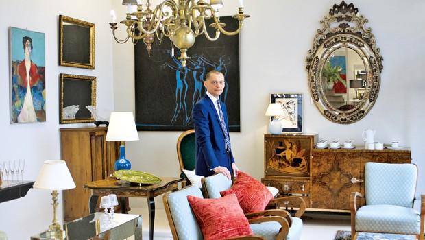 Klasično pohištvo ni le za petičneže! (foto: Salon Jože Murkovič)