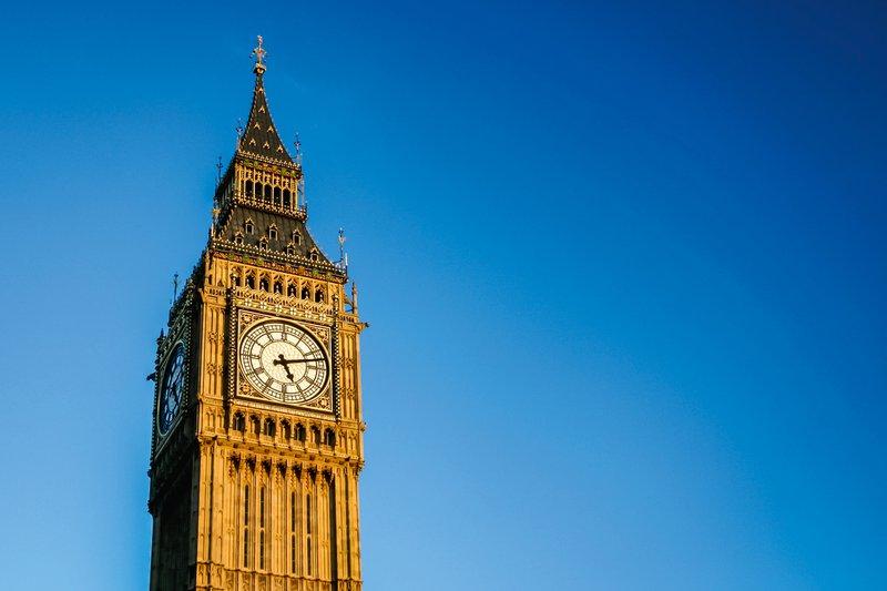 London –   blišč in slava