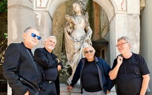 New Swing Quartet: Fantje spet skupaj