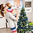 Teja Perjet in Jani Jugovic: Lepi spomini  na zaroko  na božični dan
