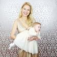 """Maja Ferme nam je v VIDEU zaupala: """"Materinstvo me je še dodatno osrečilo."""""""