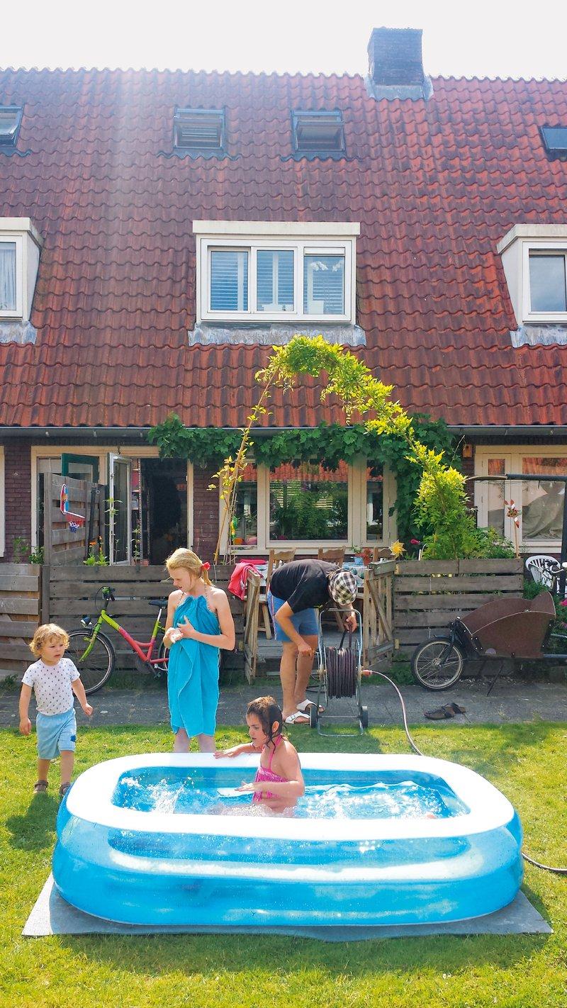 O življenju na Nizozemskem