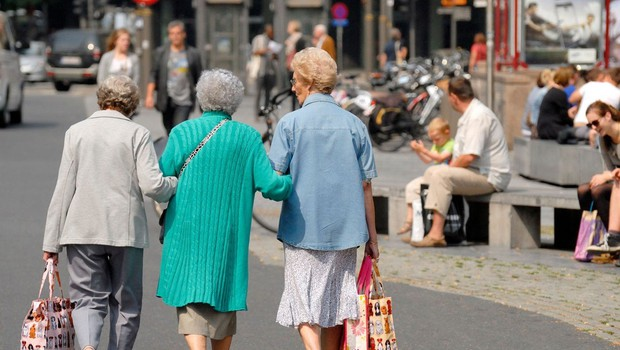 109-letna gospa podala ključ za dolgo življenje: Izogibajte se moškim! (foto: Profimedia)
