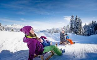 Smučanje na avstrijskem Koroškem: Zabava za vso družino