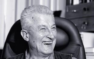 Od najbolj kontroverzne osebe slovenske psihiatrije do vizionarja - dr. Janez Rugelj!
