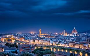 Firence –  prestolnica umetnosti