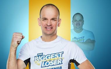 Zmagovalec šova The Biggest Loser Slovenija je Bojan Papež!