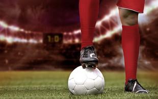 Nagradna uganka št. I.: Kateri nogometaš je na sliki?