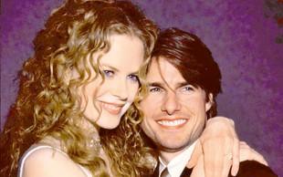 Nicole Kidman odkrito o zakonu s Tomom Cruisom