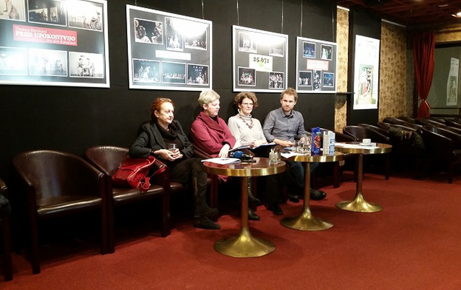 Na 48. Tednu slovenske drame v 12 dneh predvidoma 18 predstav (foto: Drama Press)