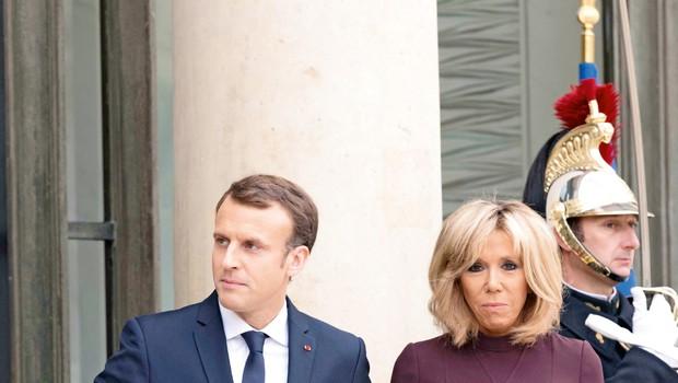 Francoska prva dama na udaru kritik (foto: Profimedia)
