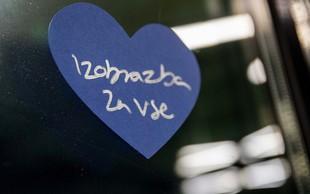 Februar bo mesec modrih src!