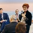 """V Moskvi končan forum Gaidar pod naslovom """"Vrednosti in vrednote"""""""