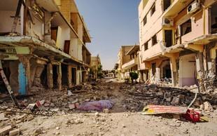Razmere v Siriji: Rakete švigajo, življenje teče dalje
