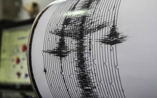 Zgodaj zjutraj šibek potresni sunek v bližini Sežane