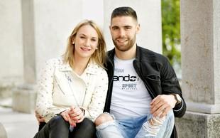 Življenje Blaža Janca na Poljskem: Razveselilo ga je presenečenje njegove punce!