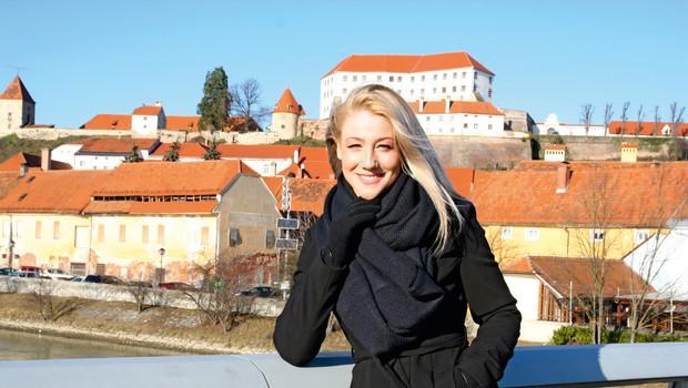 Indira Ekić nič več plavolaska, zdaj je videti povsem drugače (foto: MMk)