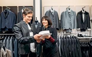 Blagovna znamka Sens - visoka moška moda iz plastenk