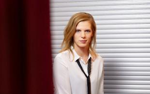 Maruša Majer, igralka: Orkani me bogatijo, ne rušijo